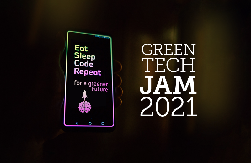 Climathon Graz goes Green Tech Jam